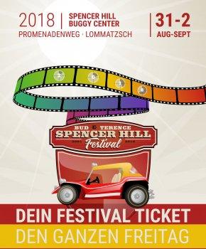 Bud Spencer und Terence Hill Fantreffen 2018 - Freitag Ticket