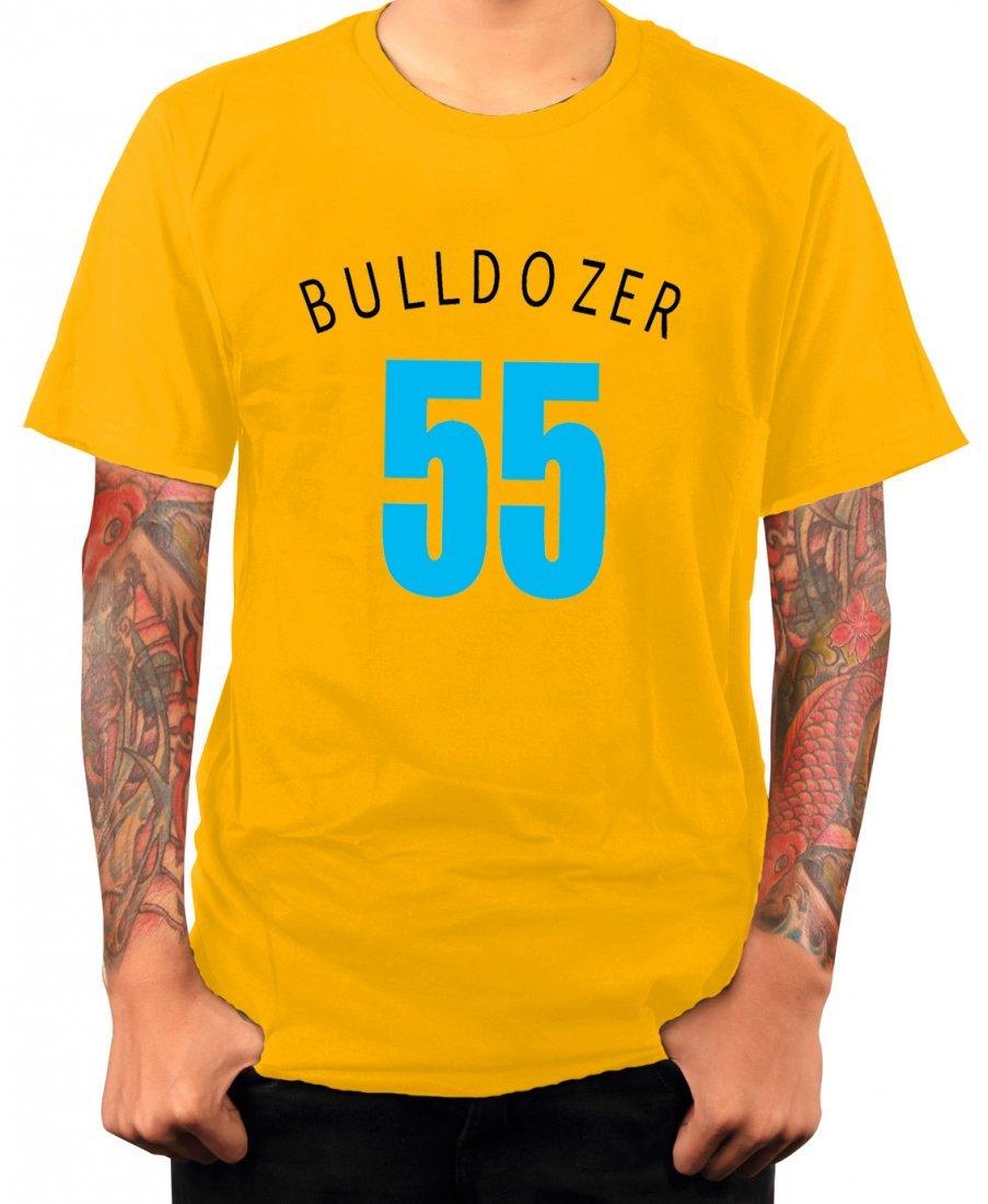 Bulldozer 55 Shirt aus Sie nannten ihn Mücke