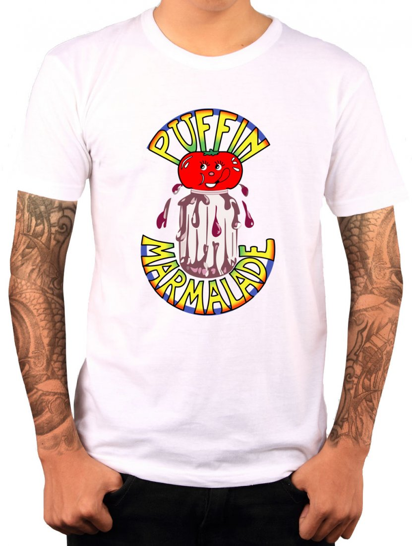 Puffin Marmelade Shirt (Original Motiv)