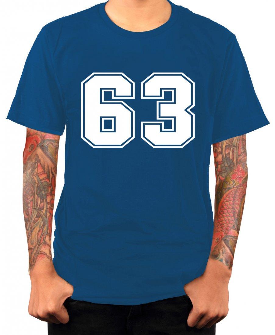 Shirt 63 - Sie nannten ihn Mücke - Beidseitig