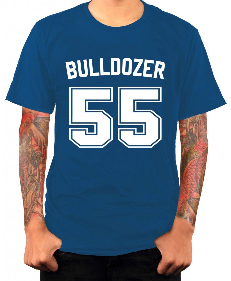 Shirt 55 - Bulldozer 55 Sie nannten ihn Mücke