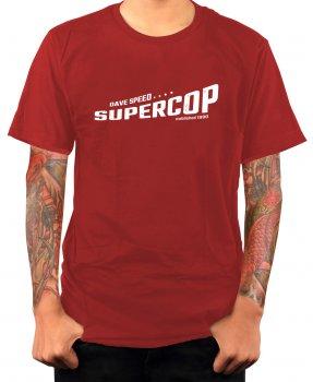Shirt Supercop - Dave Speed aus dem gleichnamigen Film mit Terence Hill