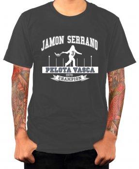 Jamon Serrano - Pelota Champion aus Zwei sind nicht zu bremsen