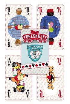 Pokerblatt Spencerhill Festival - 52 Karten + 2 Joker