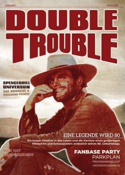 Double Trouble Magazin 01 - Das Heft für Bud Spencer und Terence Hill Fans