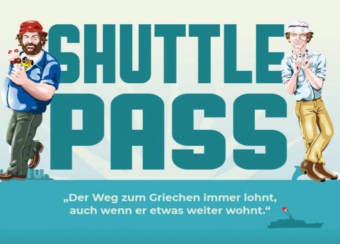 Shuttlepass für Riesa und Meissen