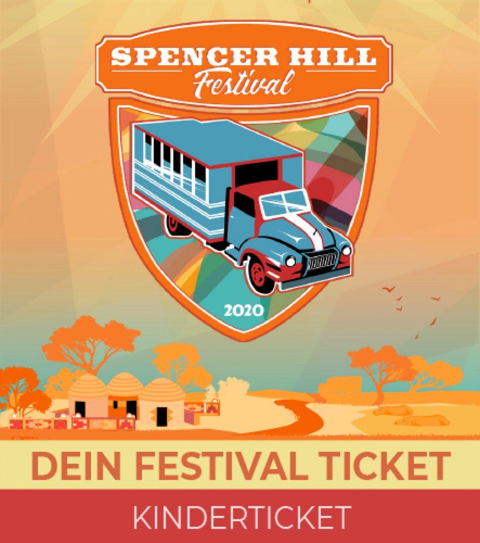 Bud Spencer und Terence Hill Fantreffen 2020 - Kinder Ticket