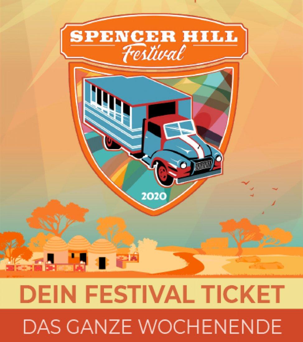 Bud Spencer und Terence Hill Fantreffen 2020 - Wochenend Ticket