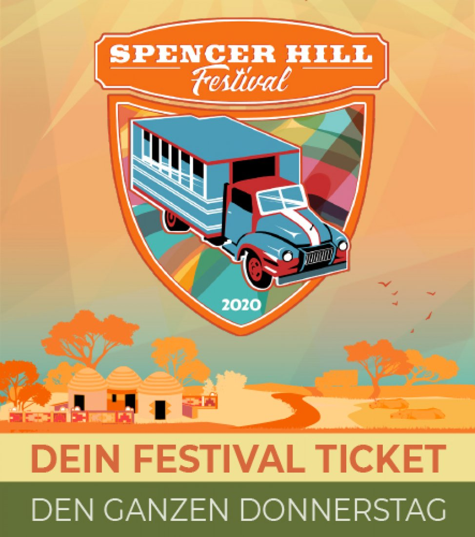Bud Spencer und Terence Hill Fantreffen 2020 - Donnerstag Ticket