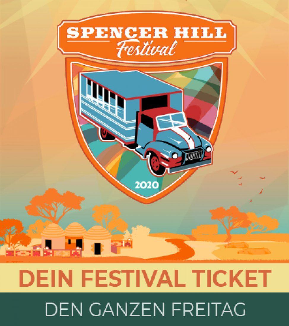Bud Spencer und Terence Hill Fantreffen 2020 - Freitags Ticket
