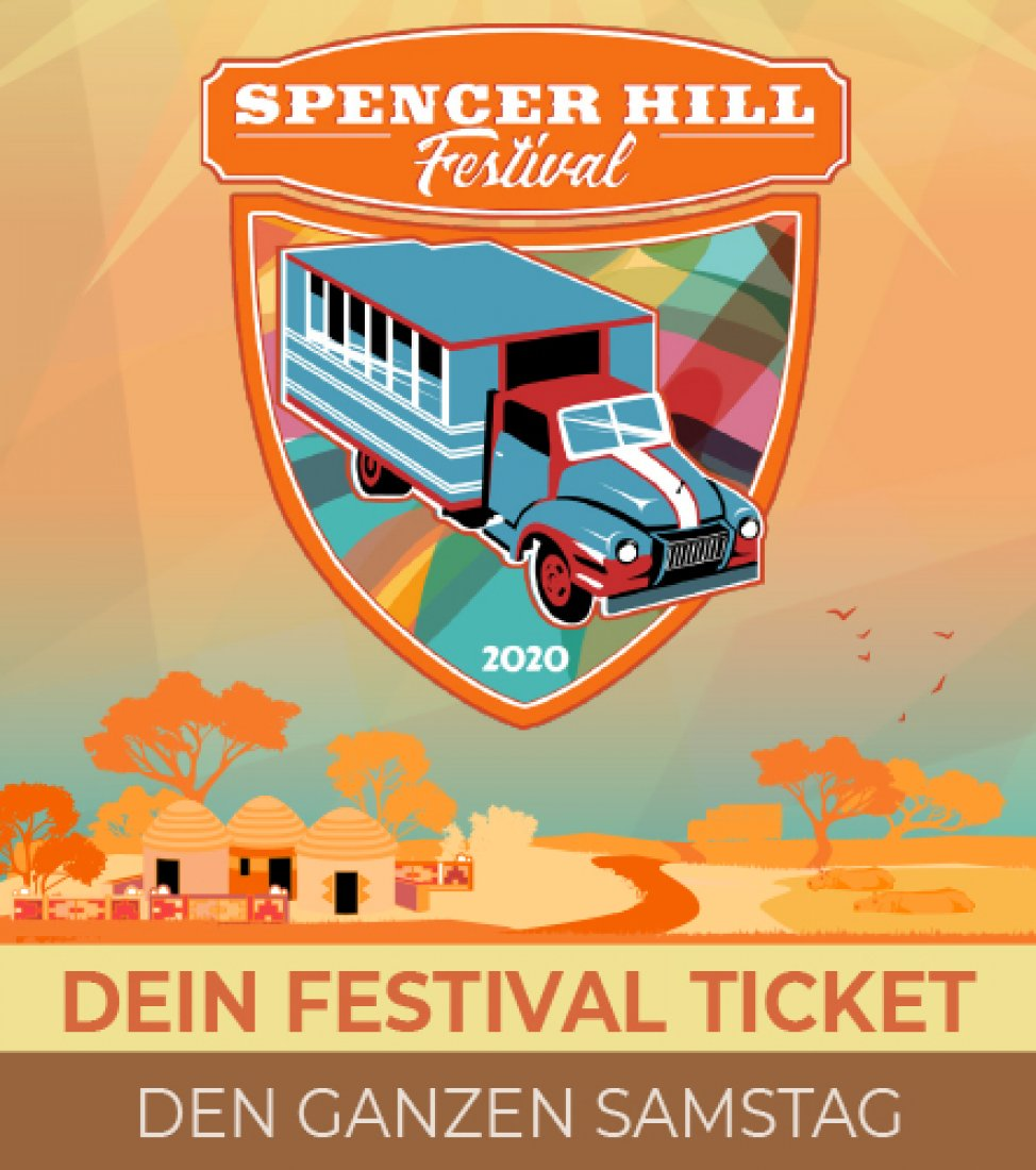 Bud Spencer und Terence Hill Fantreffen 2020 - Samstags Ticket
