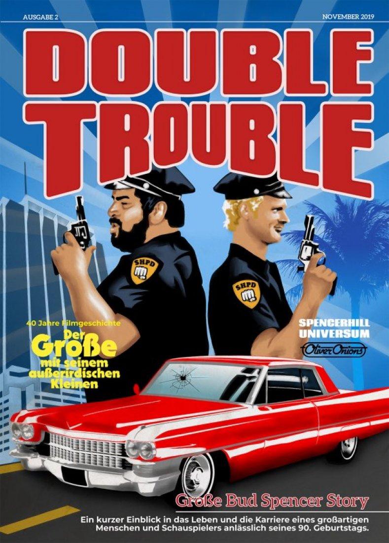 Double Trouble 2 - Das Magazin für Spencerhill Fans